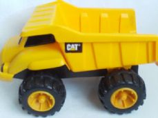 Adorable My 1st Push Along 'Caterpillar' Chunky Tipper Truck Toy